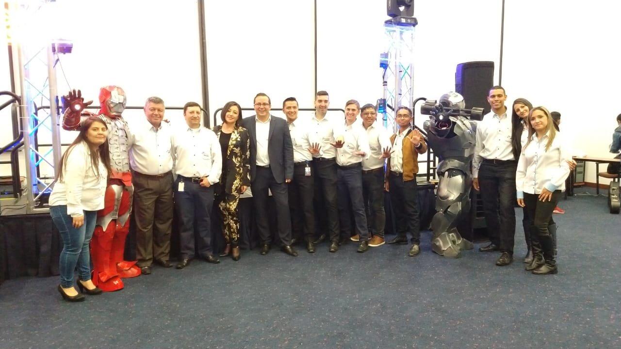Equipo Geovision de Colombia