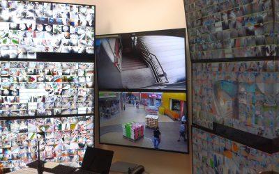 Centrales de monitoreo GeoVision; potentes aplicaciones para el manejo, administración y gestión de nuestra empresa.